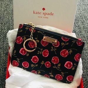 New! Kate Spade coin/cash wallet